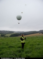 Deutsche Meisterschaft für Gasballone 2005 in Düsseldorf