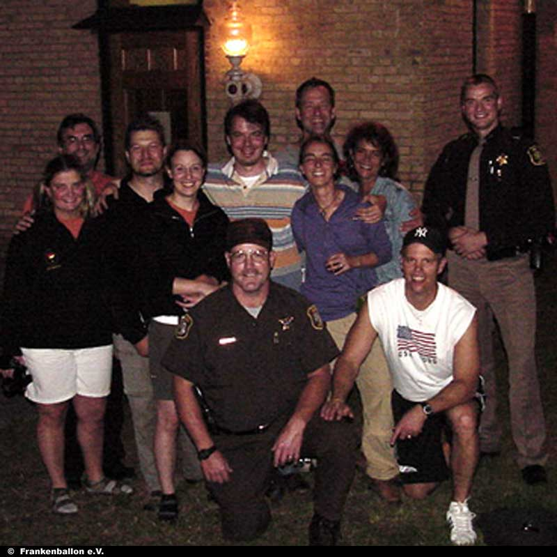 Gordon-Bennett-Rennen 2005 in Albuquerque in New Mexico