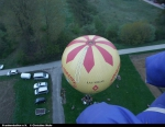 Gasballonfahrt mit dem D-Pirat