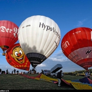 12. Raiffeisen Ballonmeeting bei Hannberg