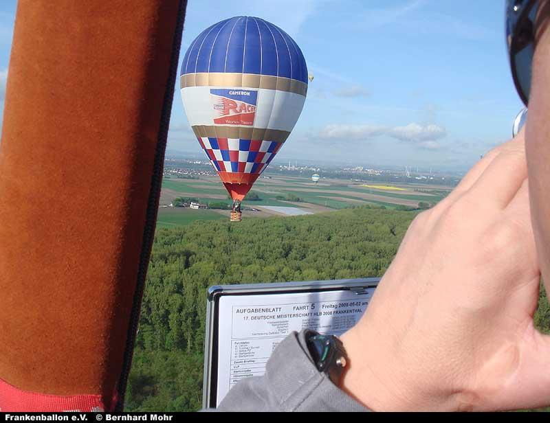 Deutsche Meisterschaft für Heißluftballone 2008