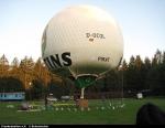 Vereinsballonfahrt mit dem Gasballon D-OCOL