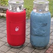 Unsere Gasflaschen wurden überarbeitet