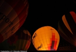 Ballonglühen auf der Blauen Nacht 2009 in Nürnberg