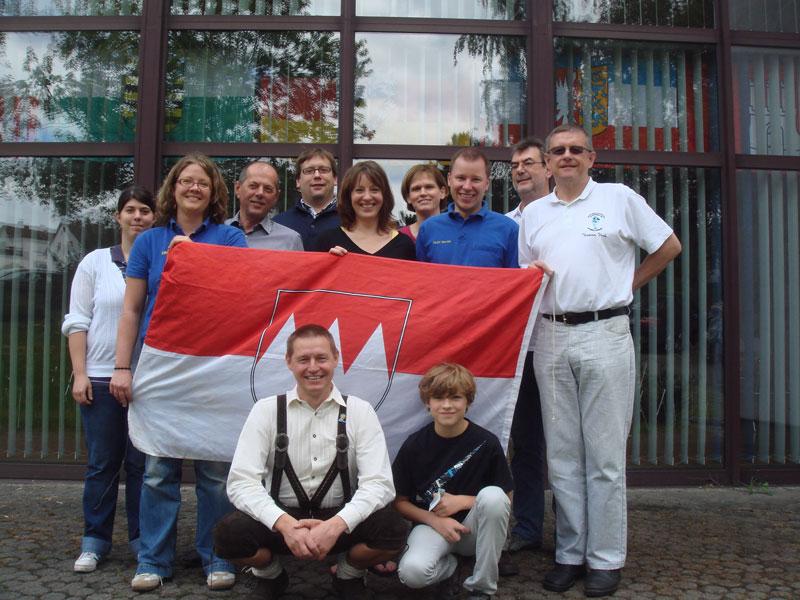 Deutsche Meisterschaft 2011 in Gladenbach