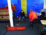 Zwei unserer Ballon bei der Sicherheitsüberprüfung