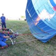 Ballonmeeting 2012 in Hannberg