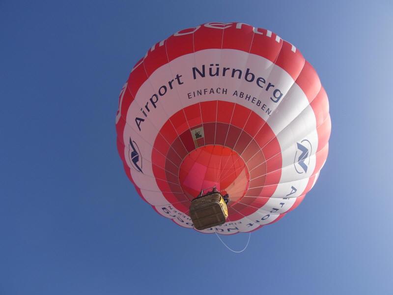 Frankenballoncup 2013 am Airport Nürnberg