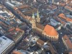 Winterfahrt über Nürnberg 2013