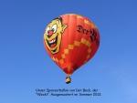 500. Ballonfahrt von Jens