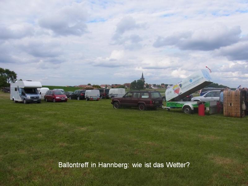 19. Ballontreffen in Hannberg