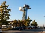 Besuch im Tower des Albrecht-Dürer-Airports Nürnberg