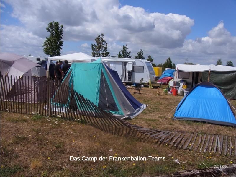 Montgolfiade in Lorraine 2015