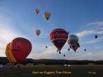 Mosel-Ballon-Fiesta 2015 in Trier