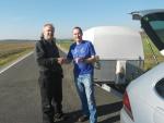 Unser neuer Pilot Mirko Eckermann
