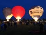 Ballonglühen zu Schlemmen im Park Fürth 2019