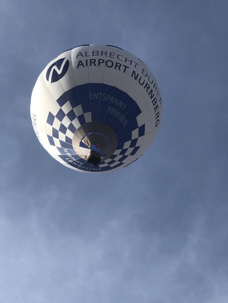 Der Fuchsballon - Frankenballoncup2020