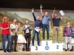 Siegerehrung Deutsche Meisterschaft 2021