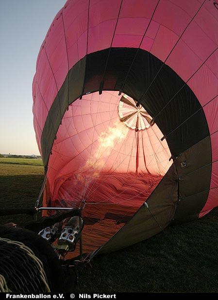 Aufbau des Beck-Ballones