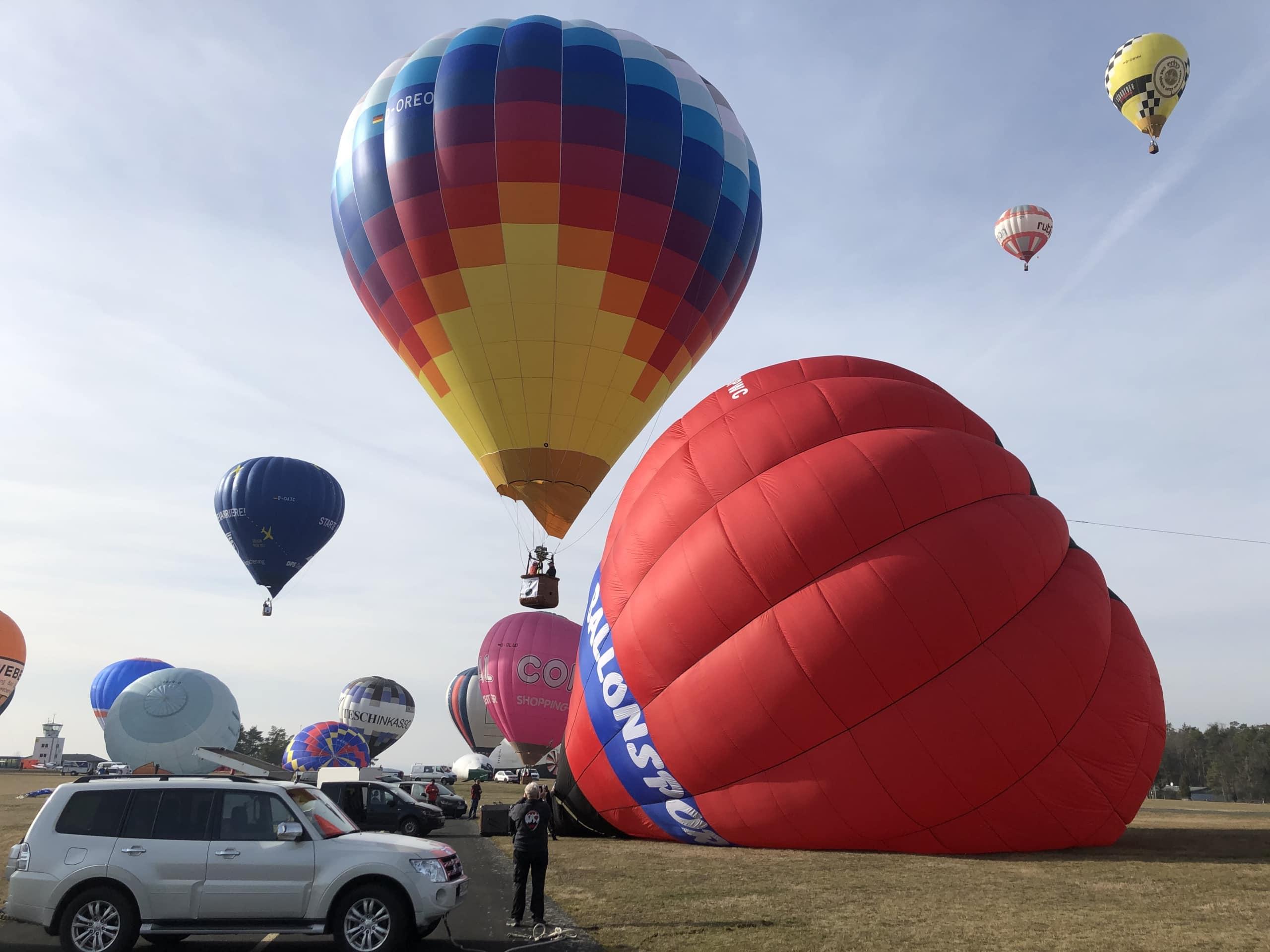 Erinnerungen an den Frankenballoncup 2020